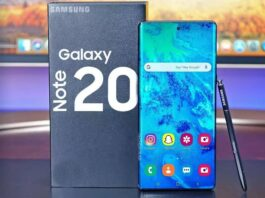 the Galaxy Note 20 and Galaxy Note 20 Ultra or Plus
