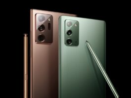 The company announced two models for the plus-sized phone: the Galaxy Note20 (in 4G and 5G variants) and the Galaxy Note20 Ultra, the one with all the bells and whistles.