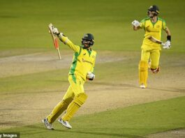 Australia condemn England to their first home ODI Series defeat since 2015