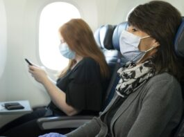 Epidemiologists traced 16 coronavirus cases back to a single 10-hour flight where one symptomatic passenger was seated in business class.