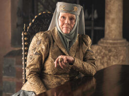 Actress Dame Diana Rigg, famous for roles including Emma Peel in TV series The Avengers and Olenna Tyrell in Game of Thrones, has died at the age of 82.