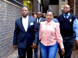 This is the second arrest of the couple by the Hawks in as many months, with the current preceded by a February 2019 action over a suspected R15 million money-laundering scheme.