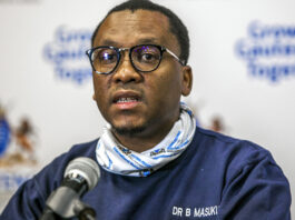 Former Gauteng Health MEC Bandile Masuku said he would be going to court to have the findings against him by the Special Investigating Unit (SIU) set aside.