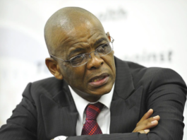 """the """"Big Fish"""" is the Secretary General of the ANC, Cde Ace Magashule."""