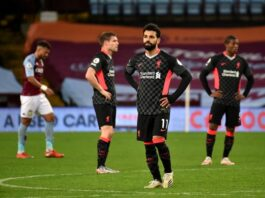 Liverpool were missing first-choice goalkeeper Alisson through injury and Sadio Mane and Thiago, who have both tested positive for coronavirus. But nothing could excuse this performance, surely the worst of manager Jurgen Klopp's illustrious era.