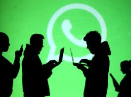 DON'T WORRY, WHATSAPP WON'T SEE YOUR TEXTS