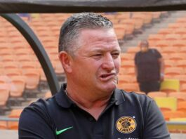 Kaizer Chiefs suffer humiliating 4-0 defeat, as Gavin Hunt Quits!!