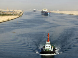 Ships stuck at Suez Canal now consider a detour around South Africa