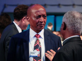 Patrice Motsepe status as Caf president all but secured