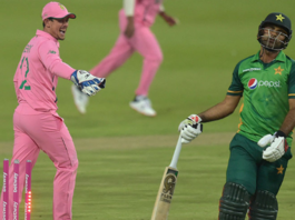 Due to that run-out of Fakhar Zaman, Quinton De Kock was fined