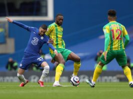 Stubborn Chelsea denied West Brom a 6th Goal