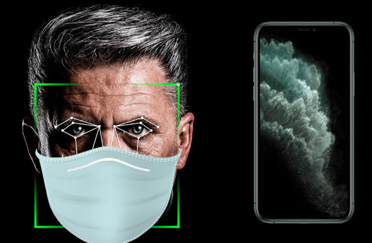 Your face can now unlock your iPhone even with a mask – but you need to have an Apple Watch